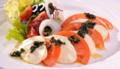 孕妇补钙食谱:意式奶酪沙拉