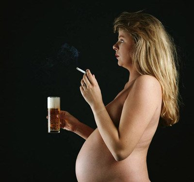 孕妈妈绝不能犯的四种错误