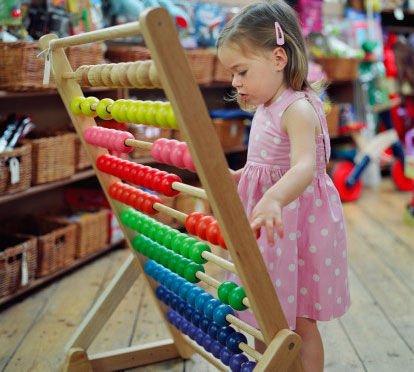 盘点宝宝学数学的方法和细节