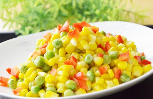 美味营养宝宝餐之三丁玉米!