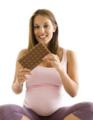 怀孕期间吃巧克力对胎儿的影响