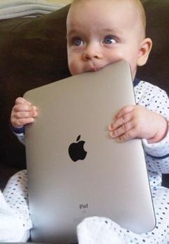 ipad时代的宝宝护眼有绝招