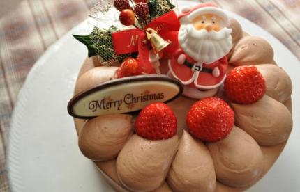 圣诞节这些蛋糕 不适合宝宝吃