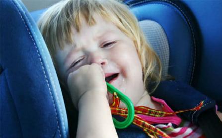 双管齐下 预防儿童晕车有妙招