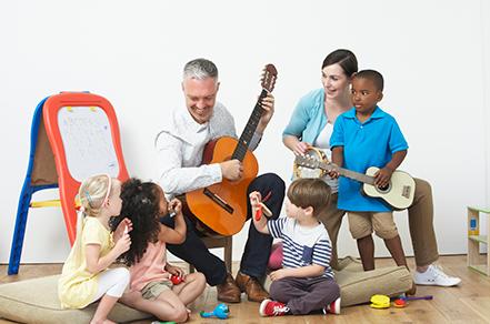 教你0-3岁宝宝的音乐启蒙!
