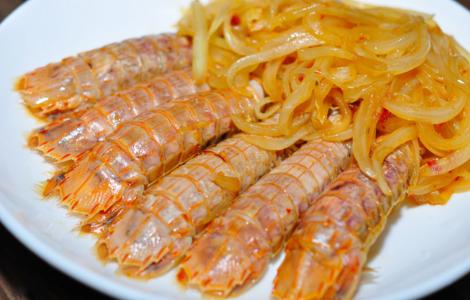 皮皮虾营养高 孕妇吃了身体好