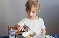4个数字 让孩子吃得健康吸收好