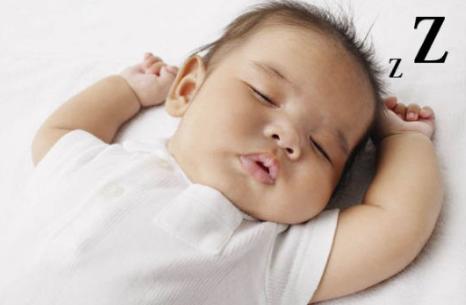 小宝贝睡觉打鼾有什么危害?