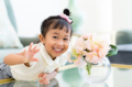 孩子是天生的心灵感应大师!