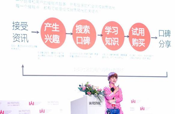 聚焦垂直社区营销价值挖掘 妈妈网亮相IAI国际创享节