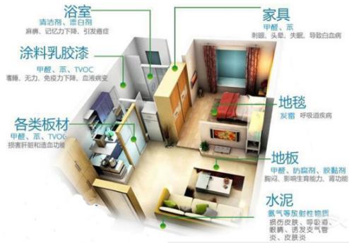 新装修的房子该如何去除甲醛?