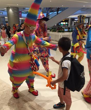 """妈妈网打造亲子端午节 邀会员玩转""""小丑嘉年华"""""""