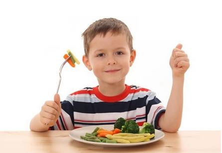 孩子一周的营养餐搭配食谱!