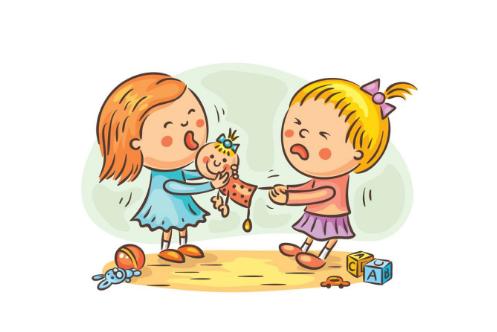 如何应对宝宝强烈的占有欲?