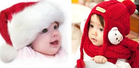 欢度圣诞 4大宝宝圣诞必备装备