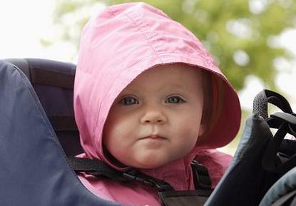 冬季宝宝不脸红 小脸保暖是关键