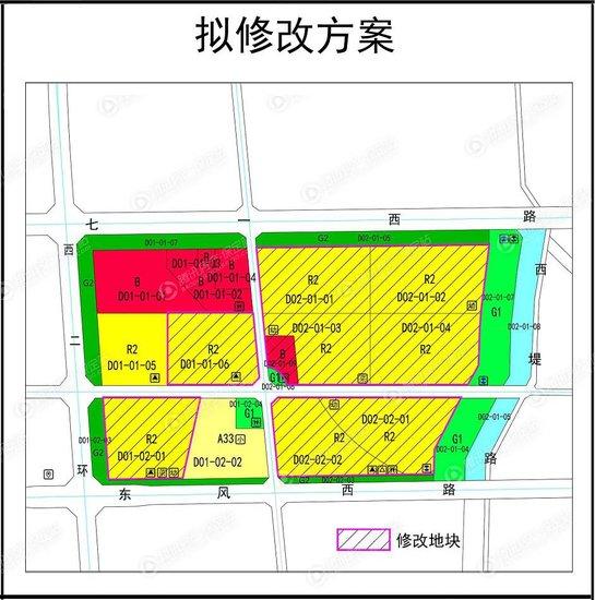 保定两住宅用地规划修改 涉及体育新城和博创城建