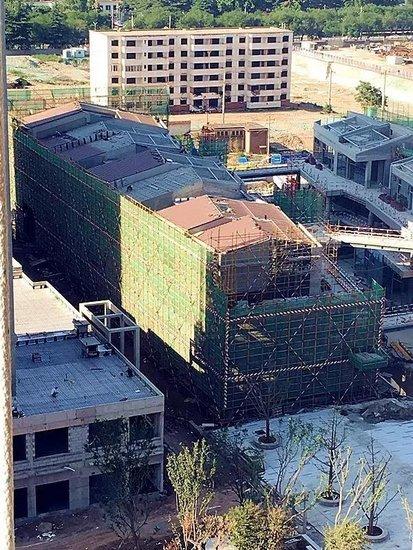 工程播报:宝鸡CCBD六月最新工程进度一览