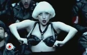 视频:Lady Gaga《Born This Way》惊世骇俗MV