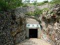 河北陵山发现古墓