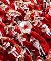 视频:德国圣诞老人参加集训 考试合格方可上岗