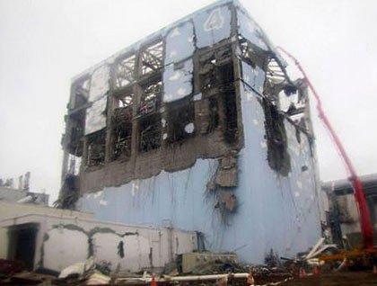 福岛第一核电站意外频出 未来充满变数
