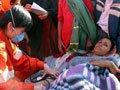 中国国际救援队赴巴基斯坦灾区救援
