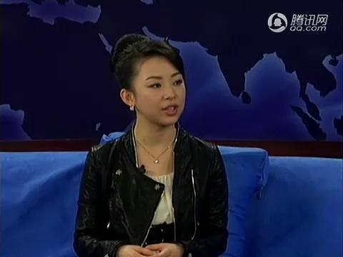 视频:潘晓婷做客腾讯畅谈新书 尽显成熟魅力