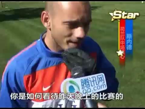 视频特辑:绝对巨星14 斯内德誓全力斩杀日本
