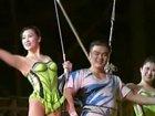 朝鲜平壤杂技团《单杠飞人》(湖南)