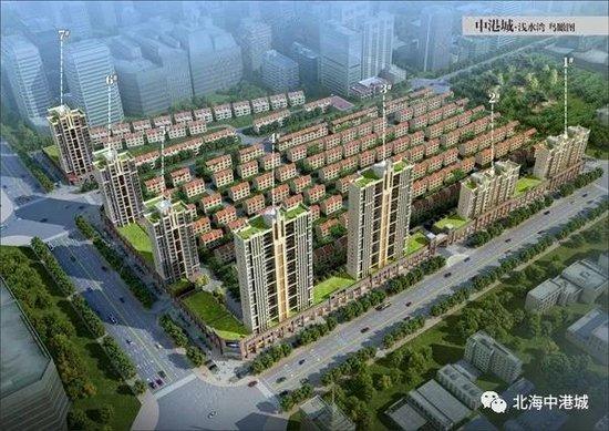 先睹为快丨中港城11月最新工程进度