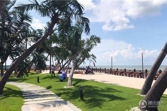 总价60万买北海银滩全装海景两房 投资度假两相宜!