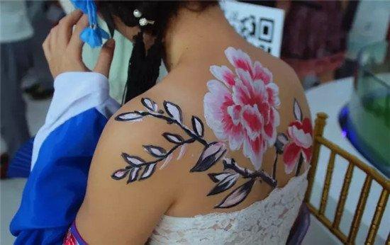 刺青 纹身 550_346