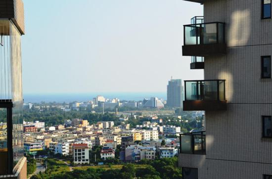 成熟配套上演繁华生活 看得见的海景现房宜居首选