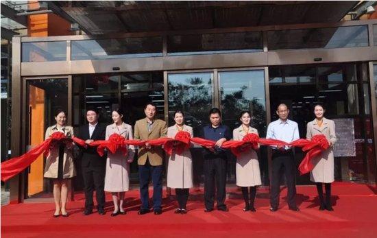 北海(海珍城)城市候机楼12月5日正式开业运营