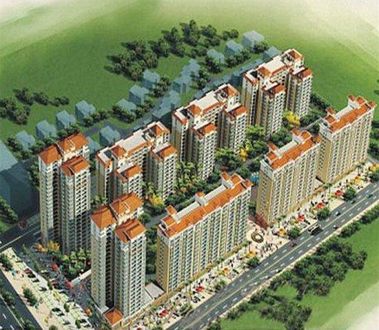 据滨海城邦享天生优越 与万达为邻拥一城繁华