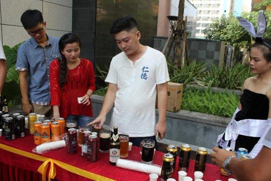 金昌森海传奇国庆暖心DIY活动欢乐继续进行