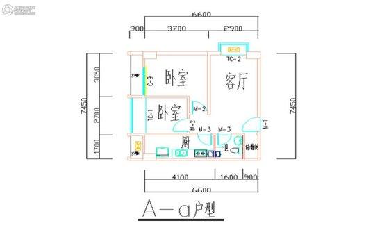 北海33-66㎡灵动创意小空间房源推荐 总价约30万/套