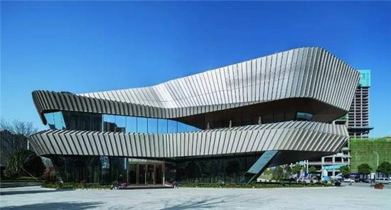 从入围世界大奖的中国建筑 遇见海湾公馆建筑基因
