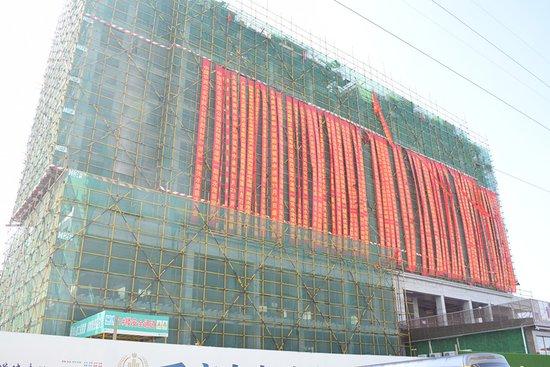 城东崛起一座新城!北海中港城最新工程进度报道