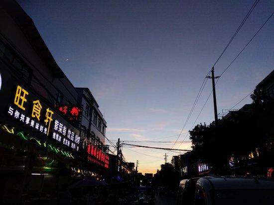 城市行攝:想與你在北海的晨昏中融為一色
