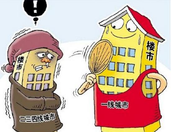 发改委因城施策加大 房地产调控引起热议
