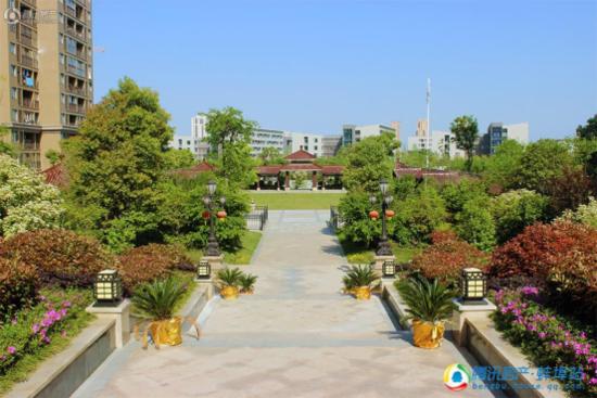 佳源东方都市品质生活系列⑤ 建在公园里的品质住宅