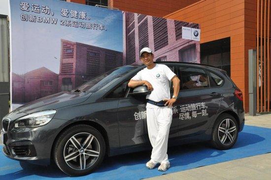 【海亮天御】BMW健康慢跑活动圆满落幕