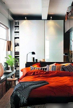 20平米卧室衣柜设计最佳方案