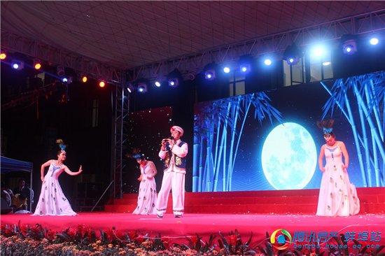 中国梦·劳动美 安徽建工送文化下基层演出圆满举行