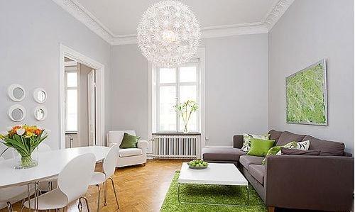 家庭装修秘笈 如何让小房间看起来更大