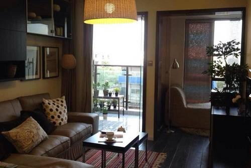 小客厅装饰效果图