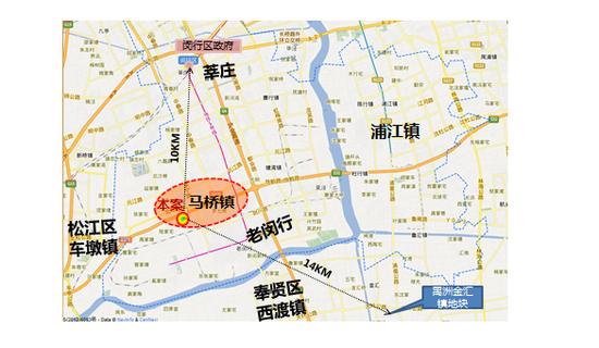 上海闵行区地图_上海闵行区江川路街道地图