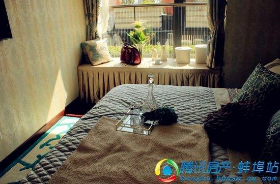 恒大翡翠华庭3 4 5 12#楼2号户型 阳光健康居所